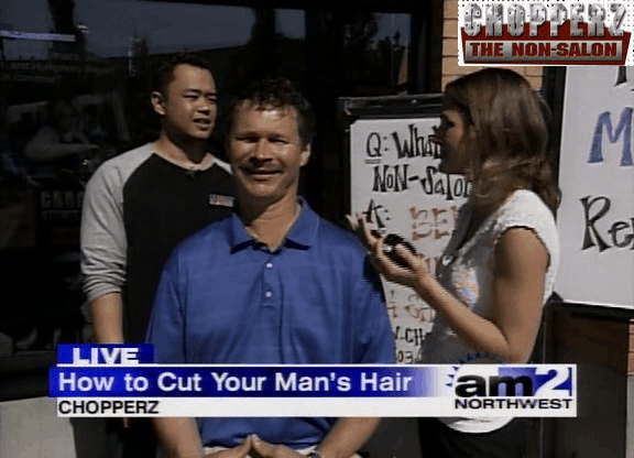 Chopperz How To Cut Your Mans Hair