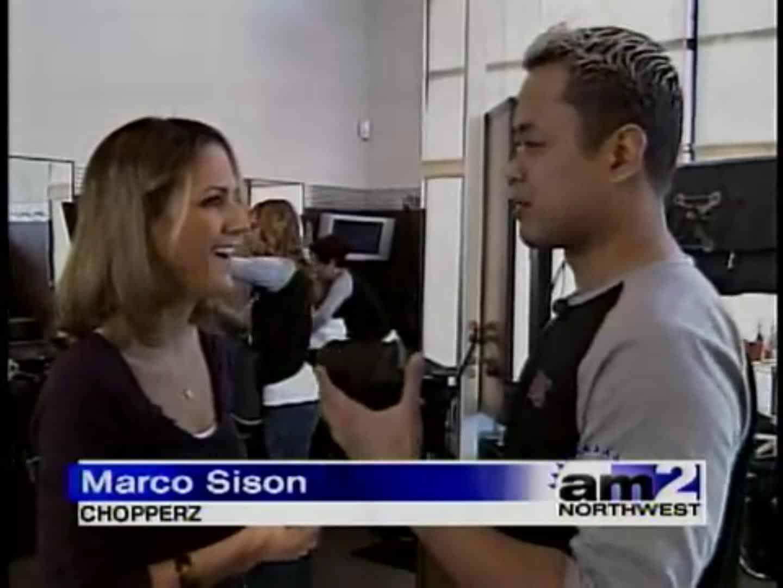 Marco Sison AMNW