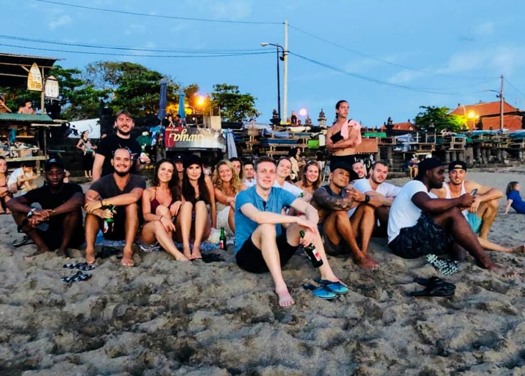 Nomadic FIRE Bali Canggu