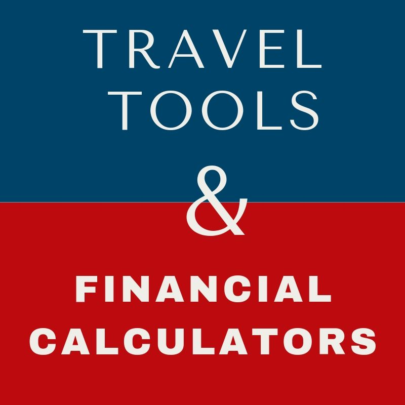 Click Here For Useful Tools and Financial Calculators