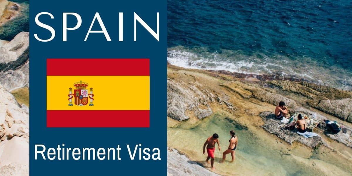Nomadic FIRE Spain Retirement Visa