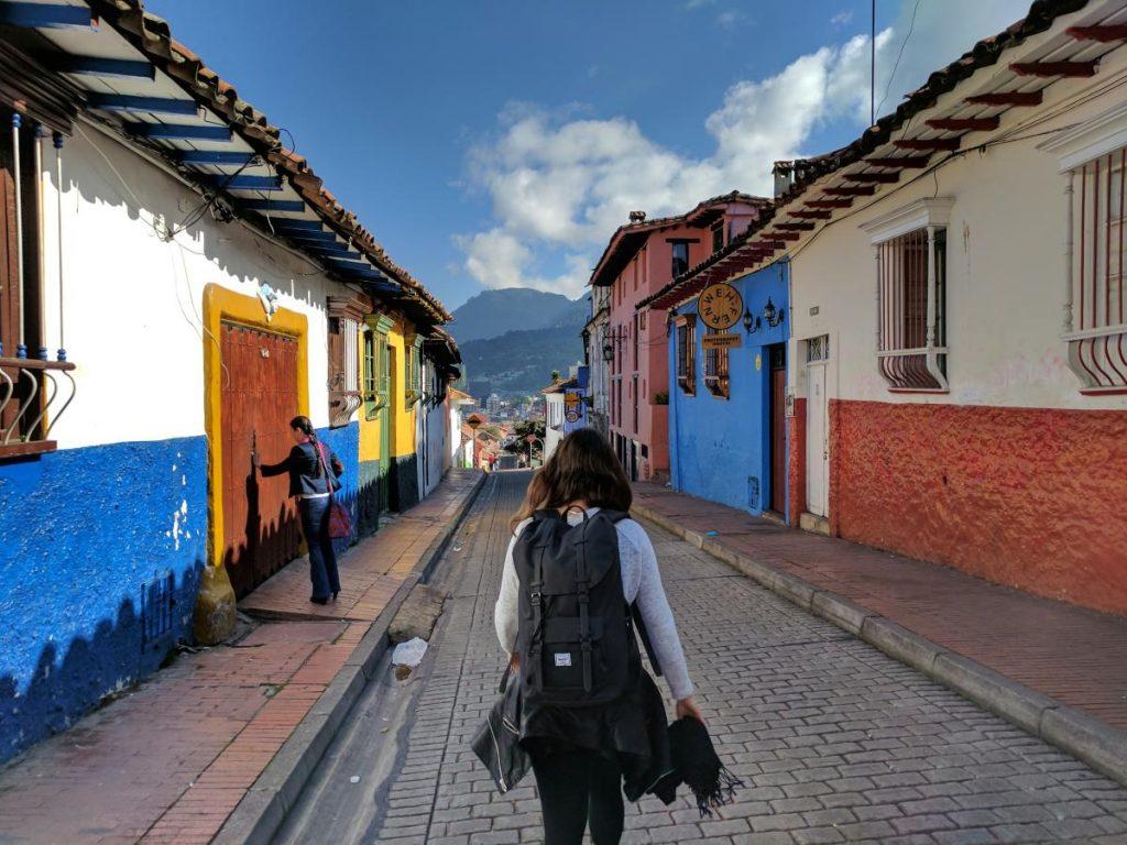 Nomadic FIRE Colombia Bogota