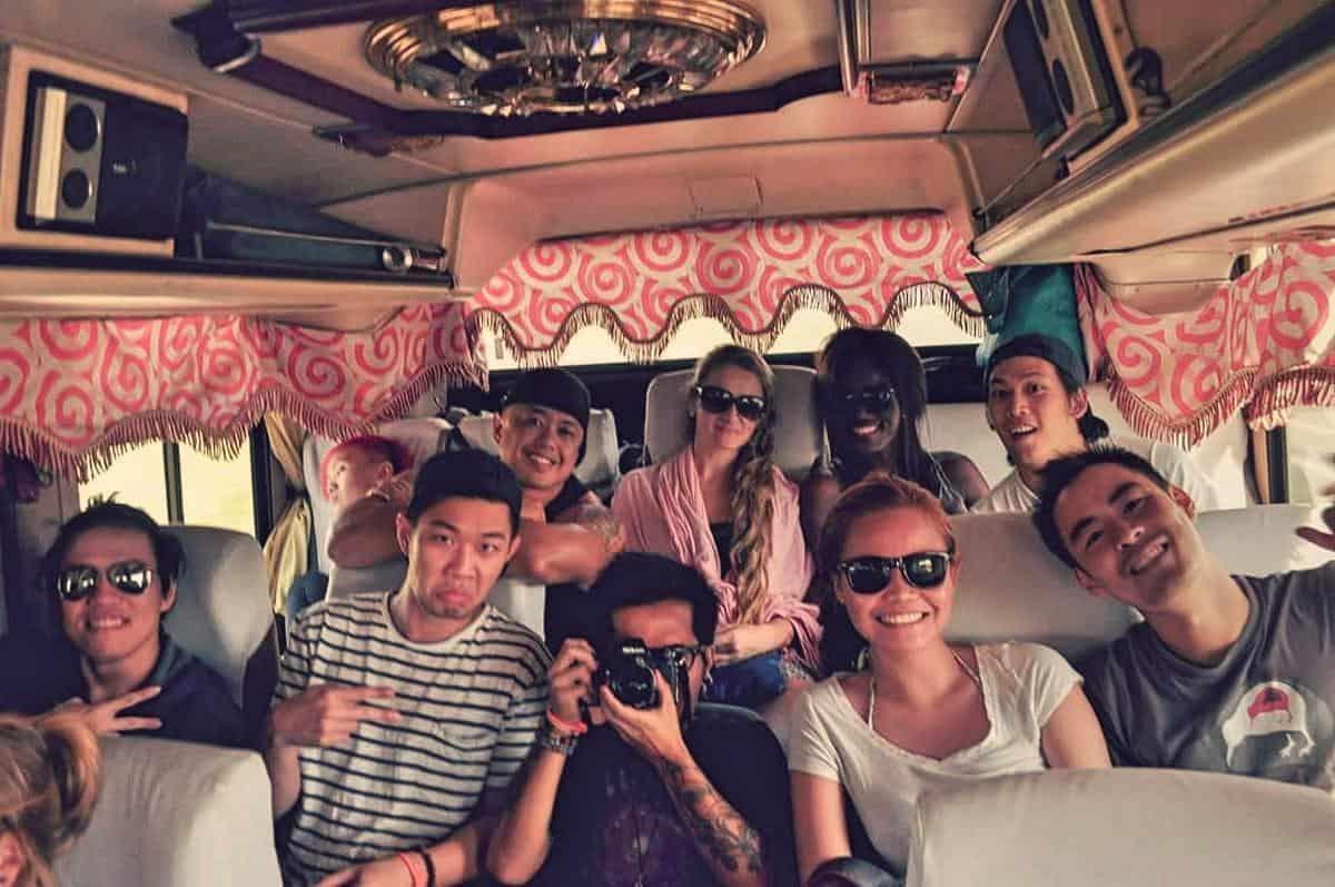 Nomadic FIRE Philippines Manila Friends