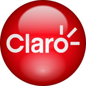 Nomadic FIRE Colombia Claro Logo