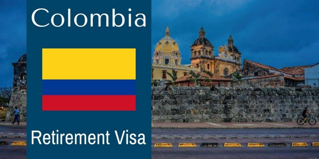 Nomadic FIRE Colombia Retirement Visa 2