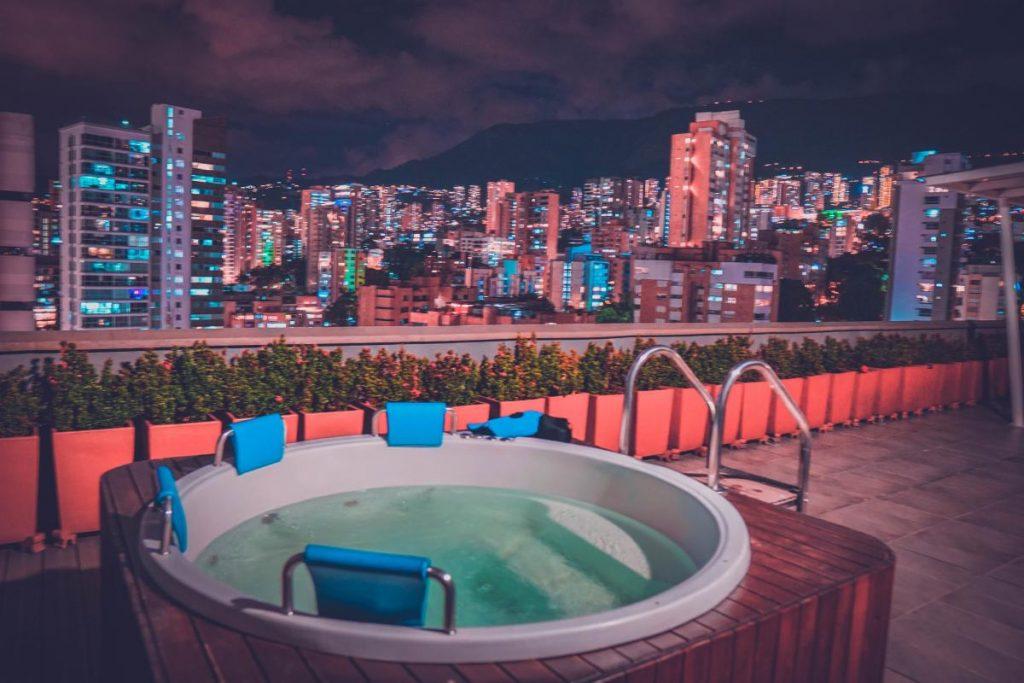 Nomadic FIRE Colombia Medellin El Poblado