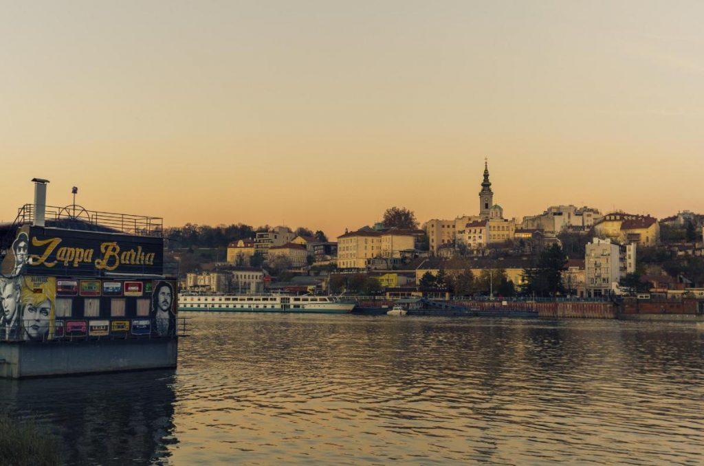 Nomadic FIRE Serbia Belgrade Splav