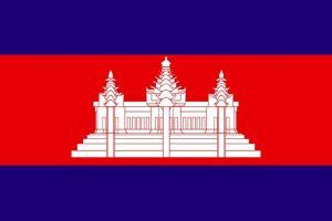Nomadic FIRE Cambodia Flag
