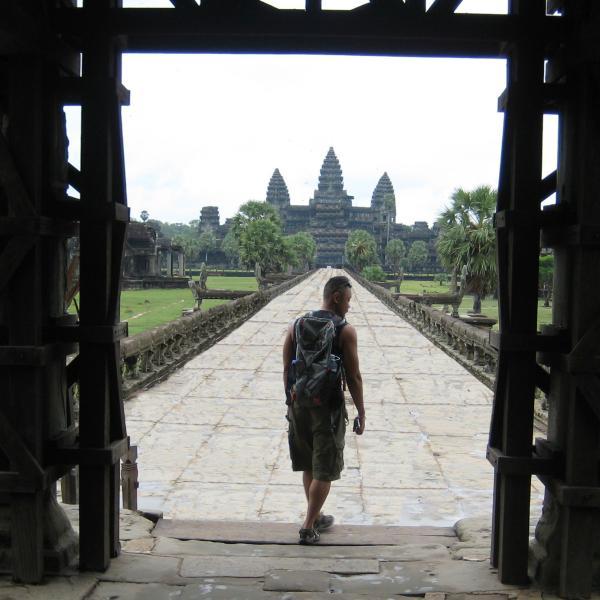 Nomadic FIRE Cambodia Travel