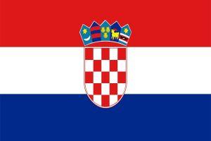 Nomadic FIRE Croatia Flag