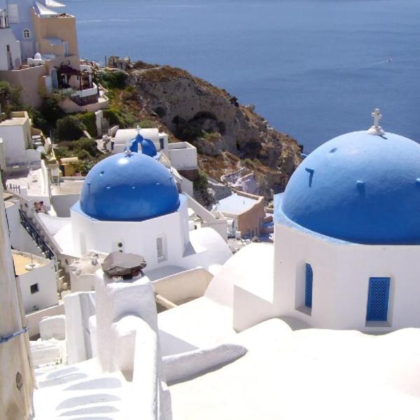 Nomadic FIRE Greece Travel