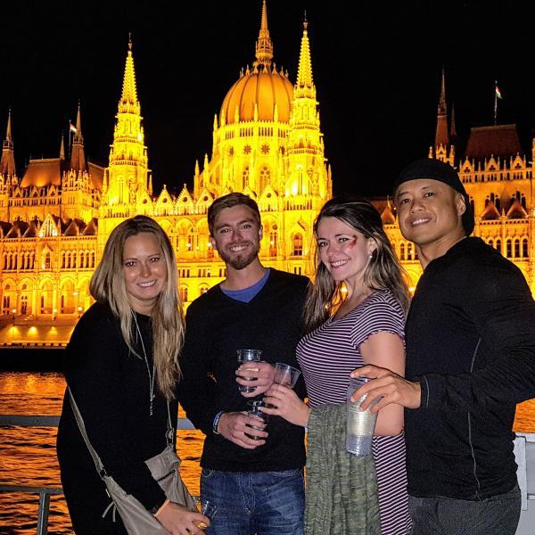 Nomadic FIRE Hungary Travel