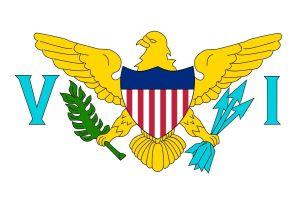 Nomadic FIRE US Virgin Islands Flag