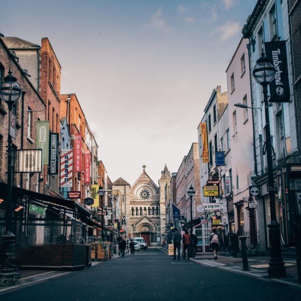 Nomadic FIRE Ireland Travel