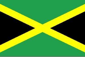 Nomadic FIRE Jamaica Flag