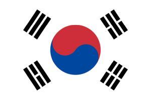 Nomadic FIRE South Korea Flag