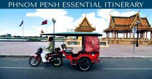 Nomadic FIRE Cambodia Phnom Penh Quay