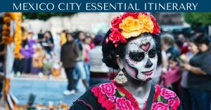 Nomadic FIRE Mexico Mexico City Day of the Dead
