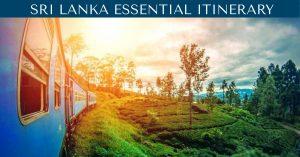 Nomadic FIRE Sri Lanka Ella Train