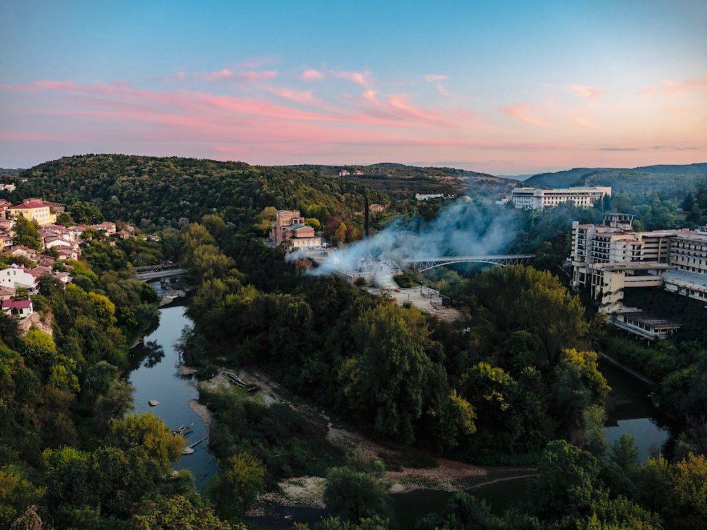 Nomadic FIRE Bulgaria Veliko Tarnovo