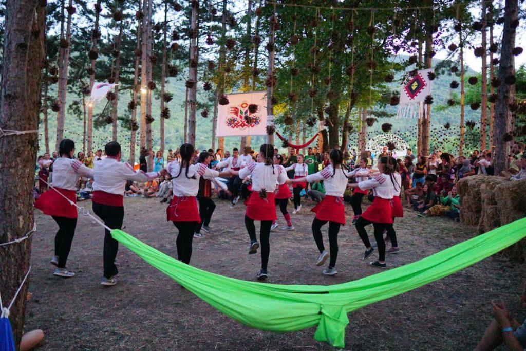 Nomadic FIRE Bulgaria Wakeup Festival