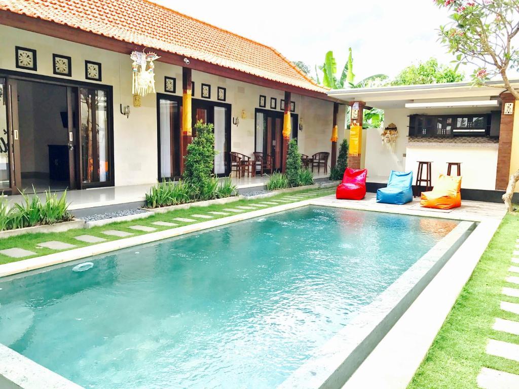 Nomadic FIRE Indonesia Bali Canggu Srikandi Guesthouse 2